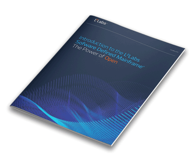 Download the 'Introduction to LzLabs Software Defined Mainframe®' brochure